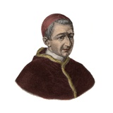Portrait of Pope Gregory XVI Giclee Print by Stefano Bianchetti