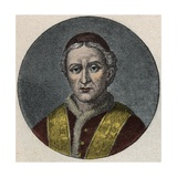 Portrait of the Pope Leo XII Giclee Print by Stefano Bianchetti
