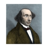 German Mathematician Carl Gustav Jacobi Giclee Print by Stefano Bianchetti