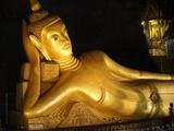 Wat Tham Suwan Khuha in the Buddha Cave in Phang Nga Photographic Print by Terry Eggers