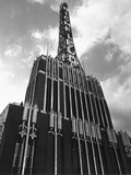 A Low-Angle View of the Richfield Tower Photographic Print