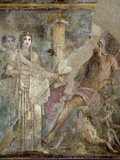 Roman Art : the Wedding of Zeus and Hera on Mount Ida Photographic Print