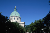 Chapel Dome at U.S. Naval Academy Photographic Print by Paul Souders