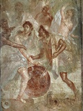Ulysses and Diomedes Recognizing Achilles Reproduction photographique
