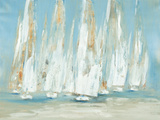 Regatta Art by Lisa Ridgers