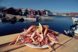 Seafood from Smogen Island Photographic Print by Macduff Everton