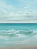 Aqua Marine Pósters por Kc Haxton