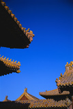 Roofs of Buildings in the Forbidden City Photographic Print by Macduff Everton