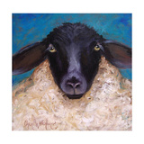 Lester the Lamb Prints by Cheri Wollenberg