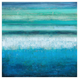 Aqua Tranquility Giclée-Druck von Taylor Hamilton