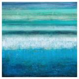 Aqua Tranquility Lámina giclée por Taylor Hamilton