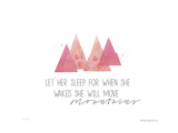 She Mountains Prints by Jo Moulton