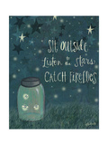 Fireflies Posters by Katie Doucette