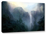 Afternoon Light , Gallery-Wrapped Canvas Stretched Canvas Print by Philip Straub