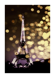 Icon-Paris Giclee Print by Kate Carrigan