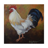 March Rooster Posters by Cheri Wollenberg