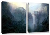 Afternoon Light , 2 Piece Gallery-Wrapped Canvas Set Prints by Philip Straub