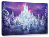 Winter Wonderland, Gallery-Wrapped Canvas Stretched Canvas Print by Philip Straub