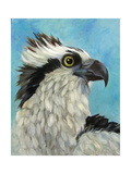 Eprey Eagle Print by Cheri Wollenberg