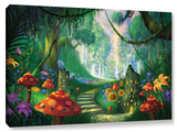 Hidden Treasure, Gallery-Wrapped Canvas Gallery Wrapped Canvas by Philip Straub