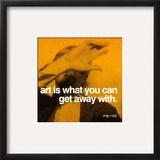 Art Art by Andy Warhol