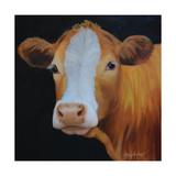 Bessie Print by Cheri Wollenberg