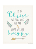 Find Christ Prints by Jo Moulton