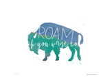 Roam Prints by Jo Moulton