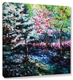 From The Earth, Gallery-Wrapped Canvas Stretched Canvas Print by Meaghan Troup