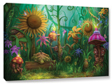 Meet The Imaginaries, Gallery-Wrapped Canvas Gallery Wrapped Canvas by Philip Straub