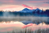 Mountain Fog Photographic Print by Dennis Frates
