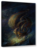 The Apparition, Gallery-Wrapped Canvas Stretched Canvas Print by Philip Straub