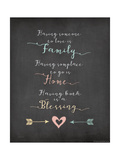 A Blessing Posters by Jo Moulton