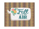 Fall Is in the Air Posters by Jo Moulton