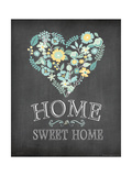Home Sweet Home Poster by Jo Moulton