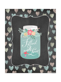 Filled with Love Posters by Jo Moulton