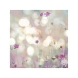 Floral Meadow I Giclée-tryk af Kate Carrigan