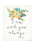 With You Prints by Jo Moulton