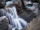 Rock Falls Prints by Dennis Frates