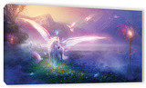 Winter Dawn, Gallery-Wrapped Canvas Gallery Wrapped Canvas by Philip Straub