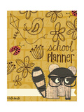School Planner Art by Katie Doucette