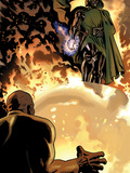 New Avengers No.8: Dr. Doom is Standing Above Poster by Daniel Acuna