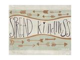 Spread Kindness Affiches par Katie Doucette