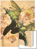 Young Avengers Presents No.2 Cover: Hulkling Wood Print by Jim Cheung