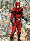 Avengers Academy No.26: Girant Man Plastic Sign by Tom Grummett