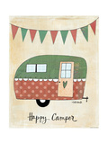 Happy Camper Prints by Katie Doucette