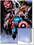 Avengers No.99 Annual: Captain America, Iron Man, Wasp and Avengers Prints by Leonardo Manco