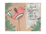 Song in Heart Affiches par Katie Doucette