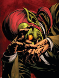 Dark Avengers No.5 Cover: Green Goblin Plastic Sign by Mike Deodato