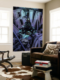 Avengers Assemble 14 Cover: Black Widow, Ultron Wall Mural by Nic Klein